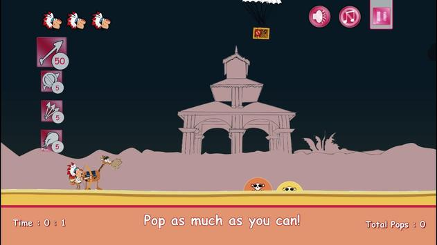 Pop'd HD Free apk screenshot