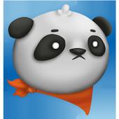 Panda Fling! icon