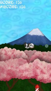 Panda Fling! apk screenshot