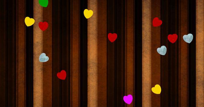 Falling Hearts Wallpaper screenshot 12