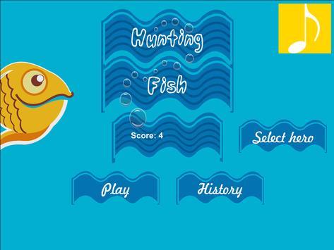 Hunting Fish apk screenshot