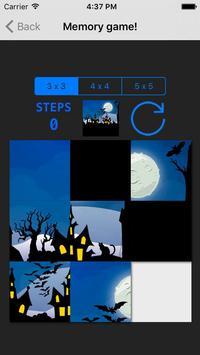 Halloween Boo Puzzle screenshot 3