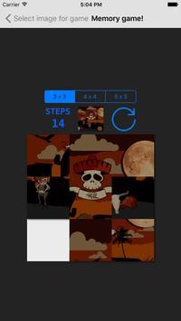 Halloween Boo Puzzle screenshot 4