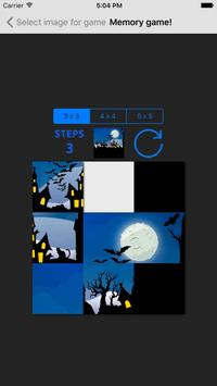 Halloween Boo Puzzle screenshot 8