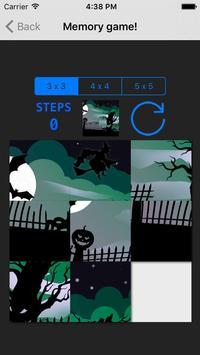 Halloween Boo Puzzle screenshot 2