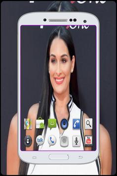 Nikki wwe Bella HD Wallpaper screenshot 3