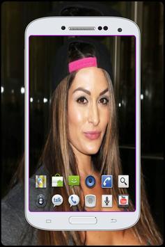 Nikki wwe Bella HD Wallpaper screenshot 7