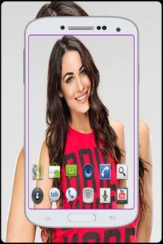 Nikki wwe Bella HD Wallpaper screenshot 4