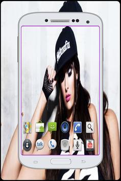 Nikki wwe Bella HD Wallpaper screenshot 8