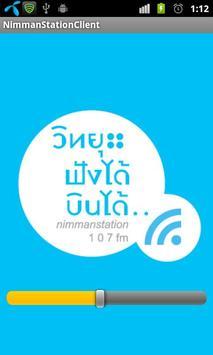 Nimman Station poster
