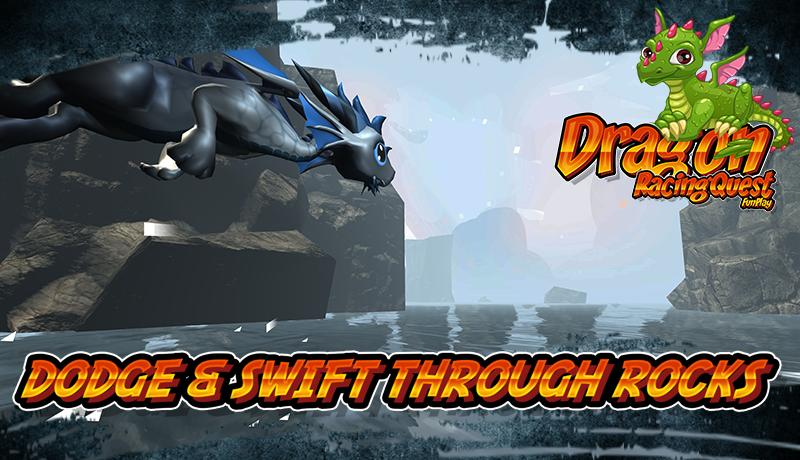 Magic Dragon Racing Quest – 3D Ultimate Race Mania for Android - APK