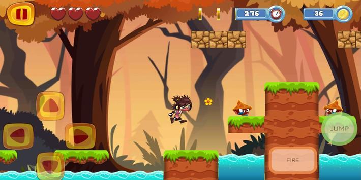 Ninja Mission Adventure screenshot 4