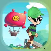 Super Adventure of jungle icon