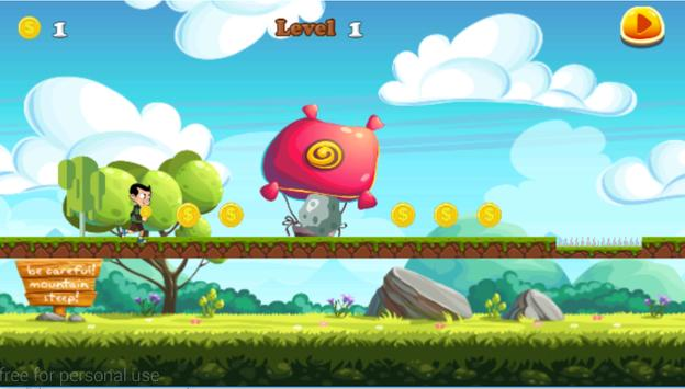 Super Adventure of jungle apk screenshot