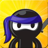 Ninja Jump Saga icon