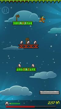 Ninja Jump Saga screenshot 4