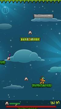 Ninja Jump Saga screenshot 2