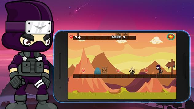 ninja for kids runner 2 screenshot 4