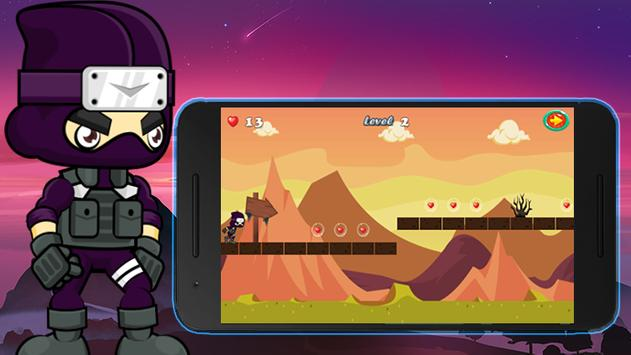 ninja for kids runner 2 screenshot 3