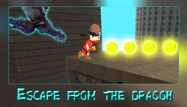 Ninja Surfer : City Revenge poster