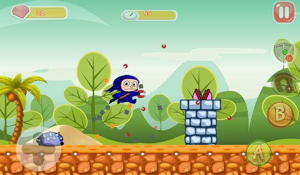 Ninja World of Hattori apk screenshot