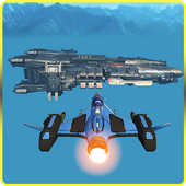 Space Gunship icon