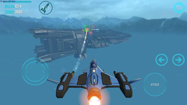Space Gunship screenshot 1