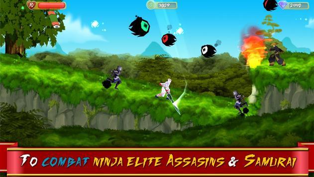 KOGA ninja platformer apk screenshot