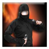 Ninja Photo Editor FREE icon