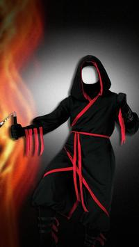 Ninja Photo Editor FREE poster