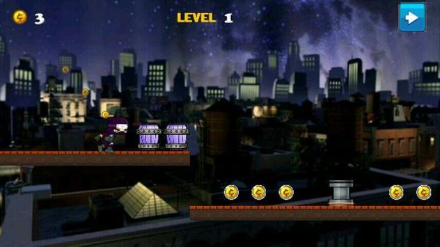 Ninja Rush Terbaru apk screenshot