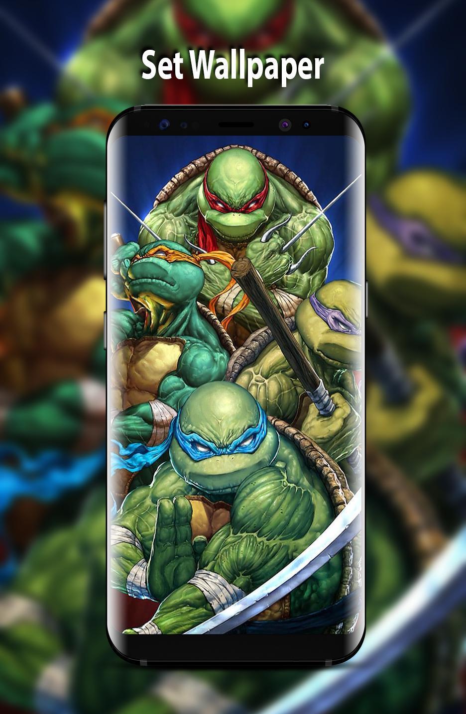 Ninja Turtles Wallpaper Hd For Android Apk Download