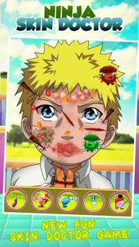 Ninja Uzumaki Skin Doctor apk screenshot