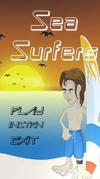 Sea Surfers poster