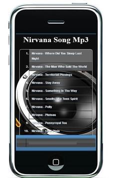 Nirvana Song Mp3 screenshot 8