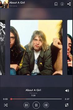 Nirvana Songs Mp3 apk screenshot