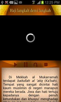 Haji langkah demi langkah apk screenshot
