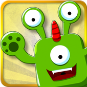 Funny Spy Monster icon