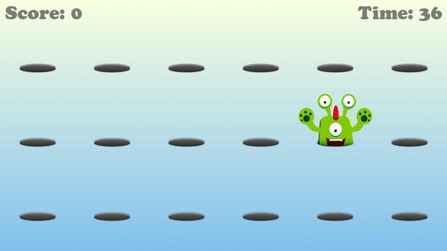 Funny Spy Monster screenshot 1