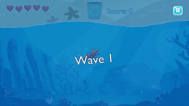 Jack the Super Prawn: Ocean Hero screenshot 4