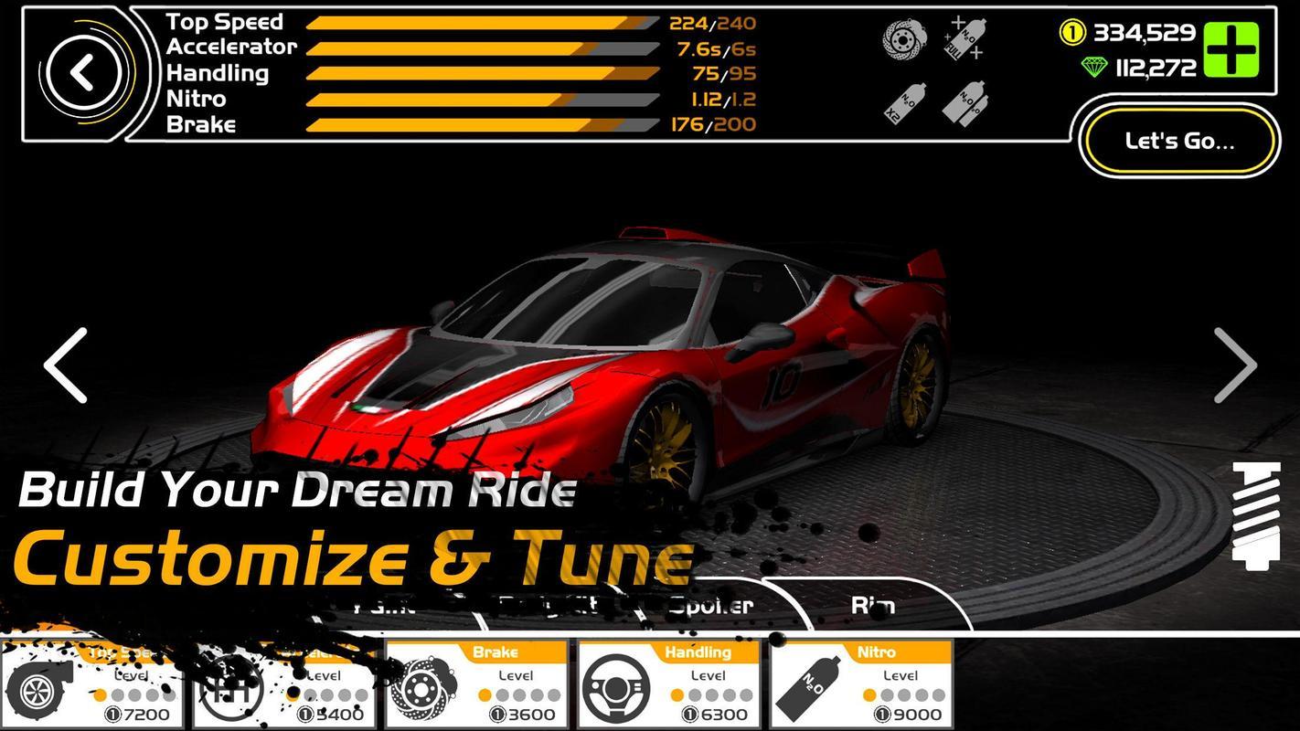 Arcade Car Game Hire