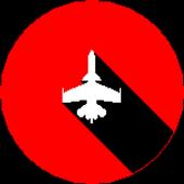 Air Strike!-KOREA WAR icon