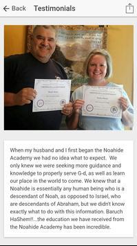 Noahide Academy screenshot 5