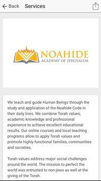 Noahide Academy screenshot 2