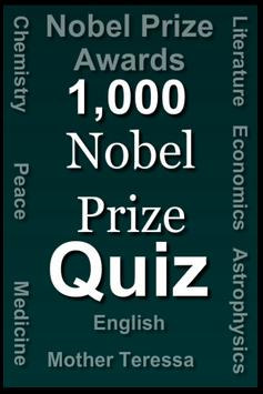 Nobel Prize Quiz screenshot 6