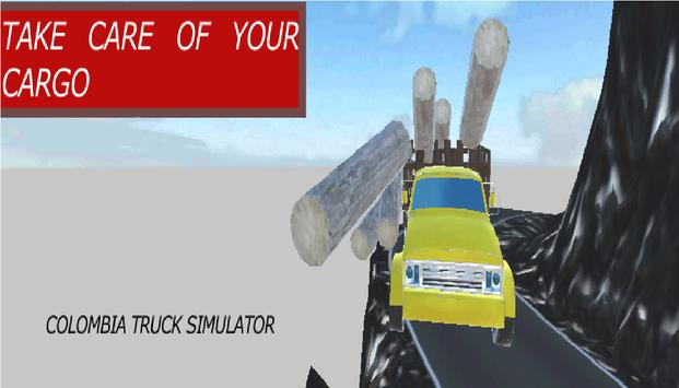 Colombia Truck Driver screenshot 2