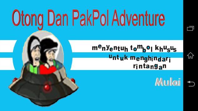Otong Dan PakPol Adventure poster