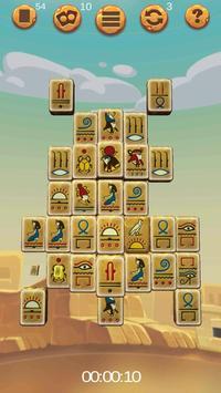 Doubleside Mahjong Cleopatra 2 screenshot 5