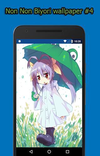 Non Non Biyori Anime Wallpaper For Android Apk Download