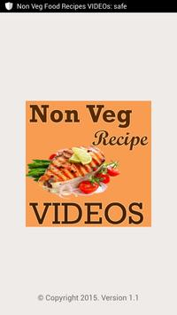 Non veg food recipes videos apk download free entertainment app non veg food recipes videos poster forumfinder Image collections
